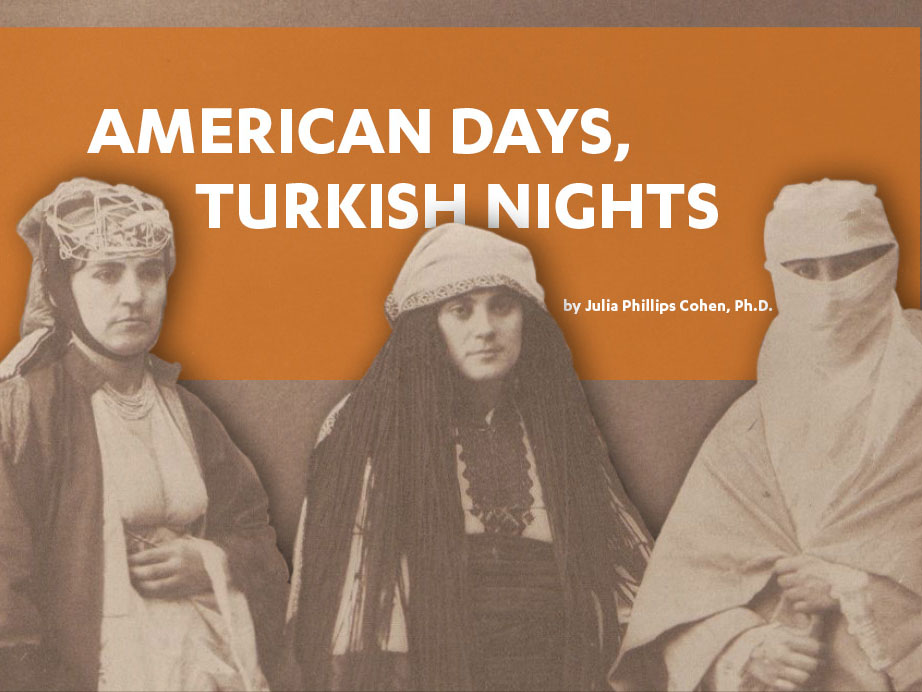 American Days, Turkish Nights