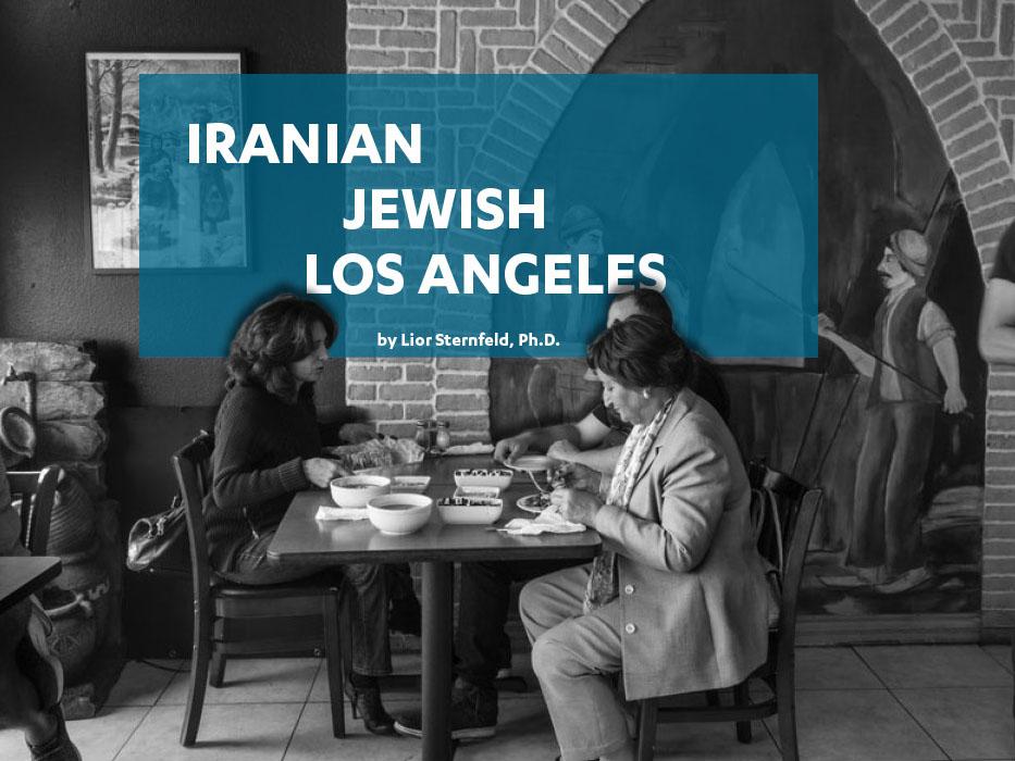 Iranian Jewish Los Angeles