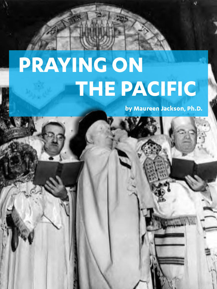 Praying on the Pacific