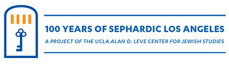 Sephardic Los Angeles
