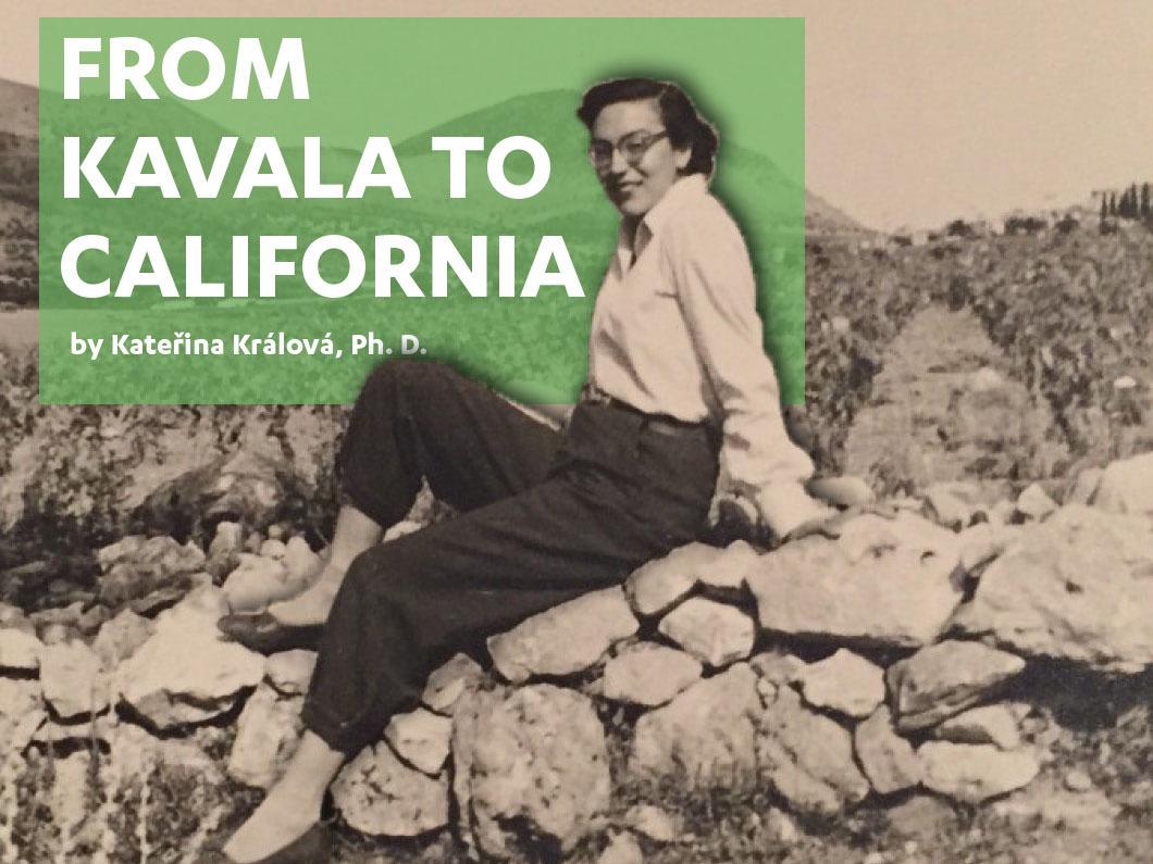 From Kavala to California: Sarah Haim and her Family